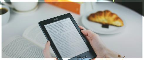 Melhorar a escrita — Leia muito