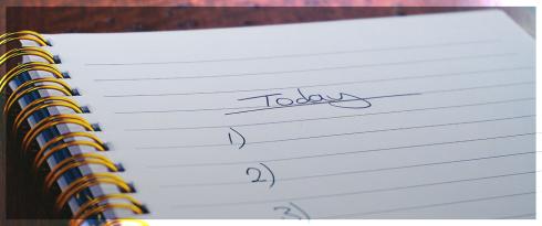 Melhorar a escrita — Planeje seu texto