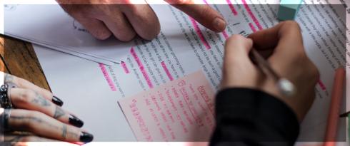 Melhorar a escrita — Revise seu texto