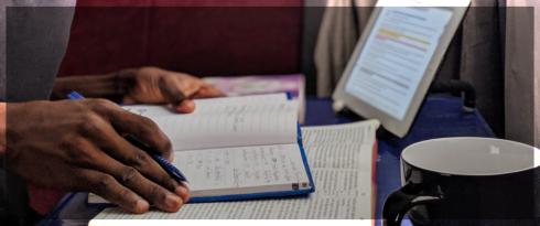 Melhorar a escrita — Depende de você